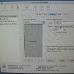Full size disk mounted using eSATA