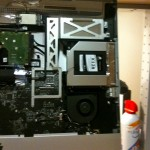 SSD installed
